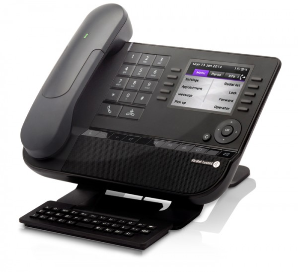 Alcatel-Lucent 8068IP BT Premium DeskPhone -refurbished-