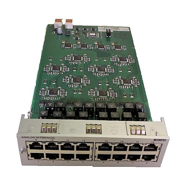 Alcatel-Lucent SLI16-2 Board - refurbished -