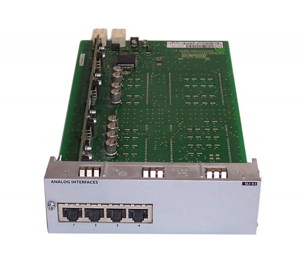 Alcatel-Lucent SLI4-1 Board - refurbished -